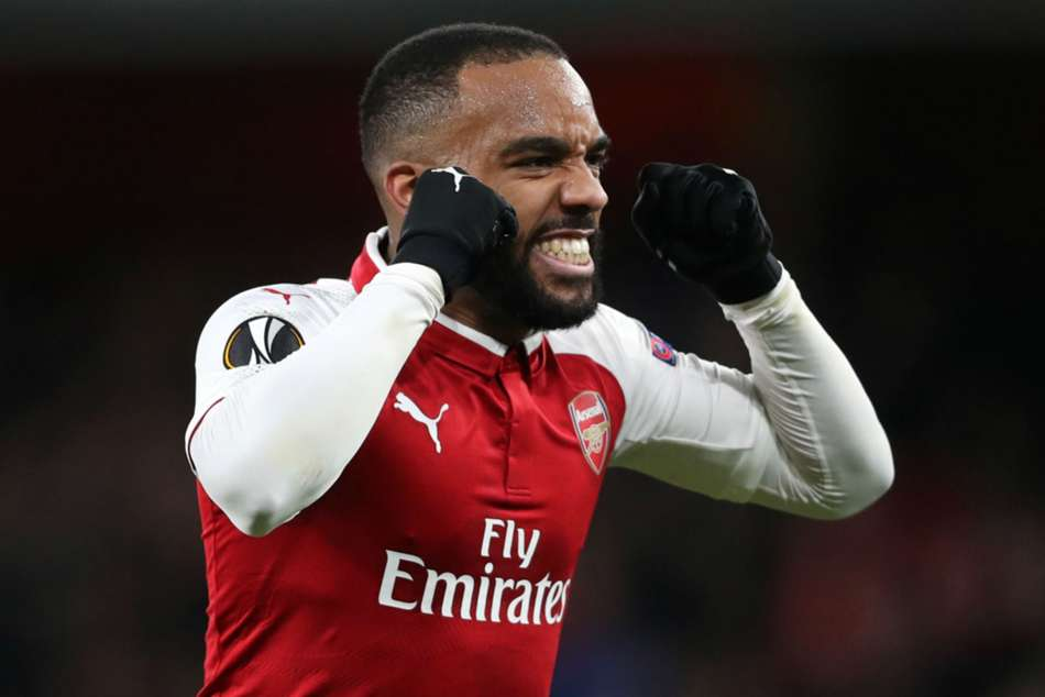 Arsenal boss Unai Emery considering Alexandre Lacazette sale in Summer