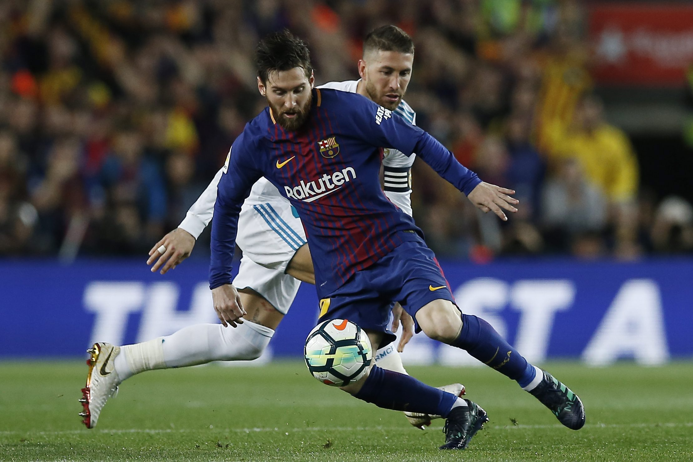 La Liga Feature El Clasico World Football S Truly Global G