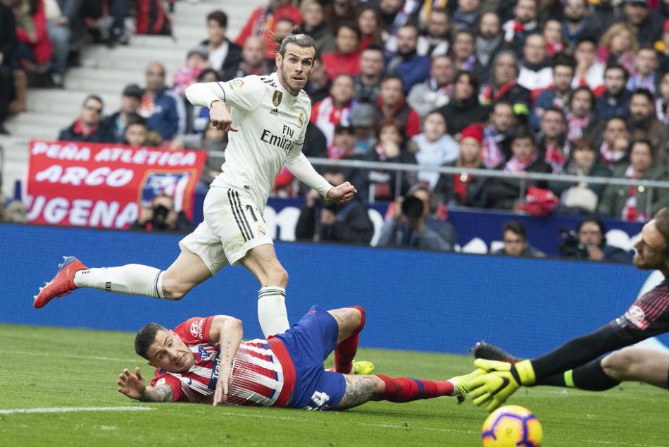 Real Back La Liga Title Hunt After Madrid Derby Victory