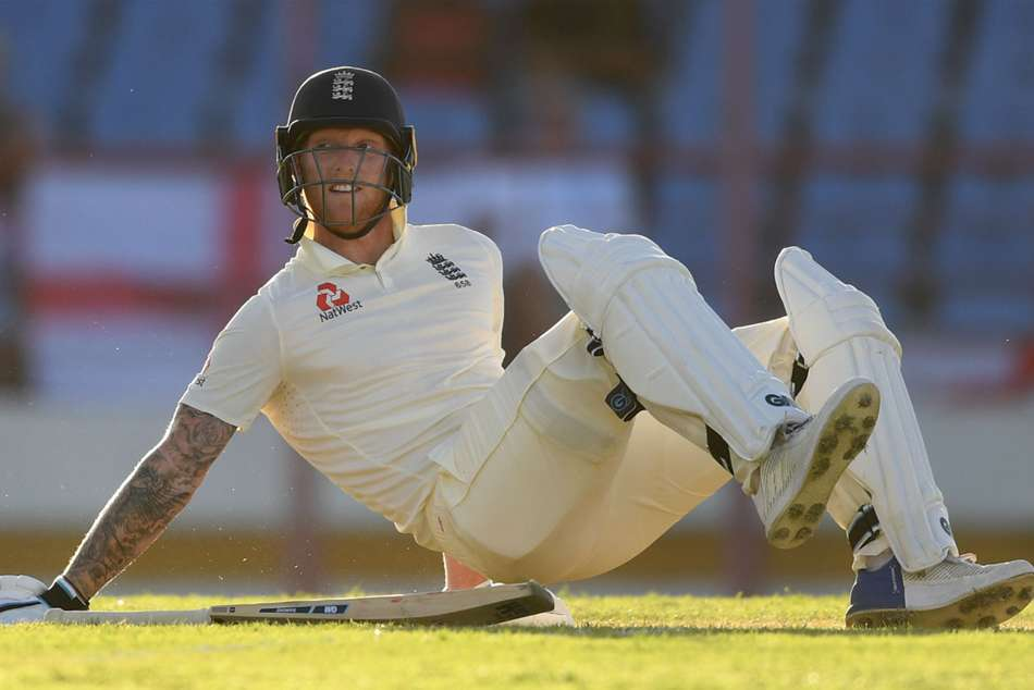 Ben Stokes Out No Ball England West Indies Third Test St Lucia