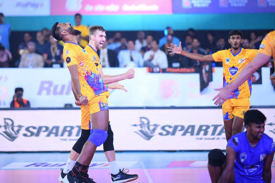 Pro Volleyball League Kochi Blue Spikers Take On Rejuvenated Chennai Spartans
