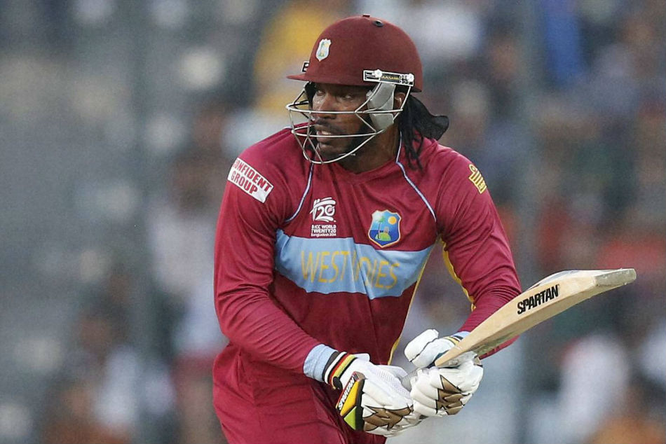 West Indies Batsman Gayle Retire From Odis After World Cup