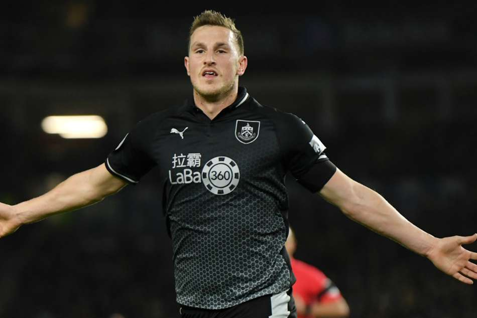 Brighton Burnley Premier League Chris Wood Sean Dyche