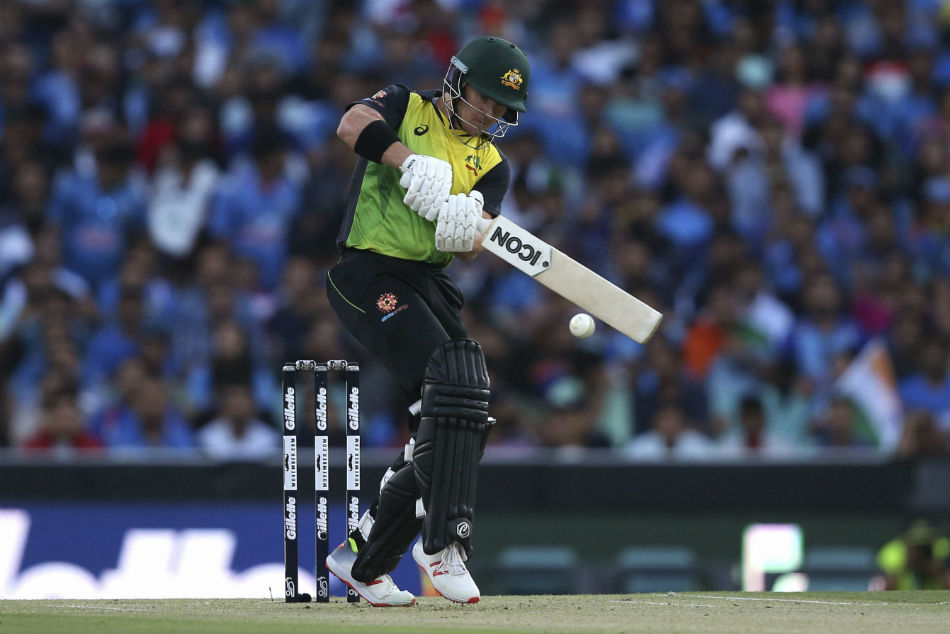 Darcy Short Working On His Spin Enhance Selection India Series