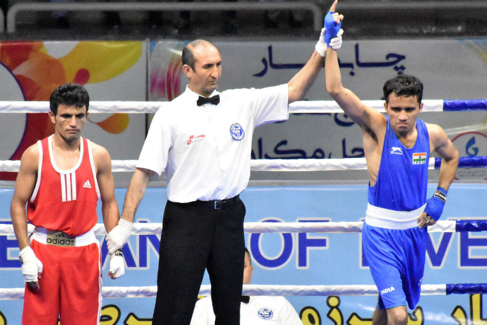 Boxing India Finish With Eight Medals Including One Gold At Makran Cup Iran