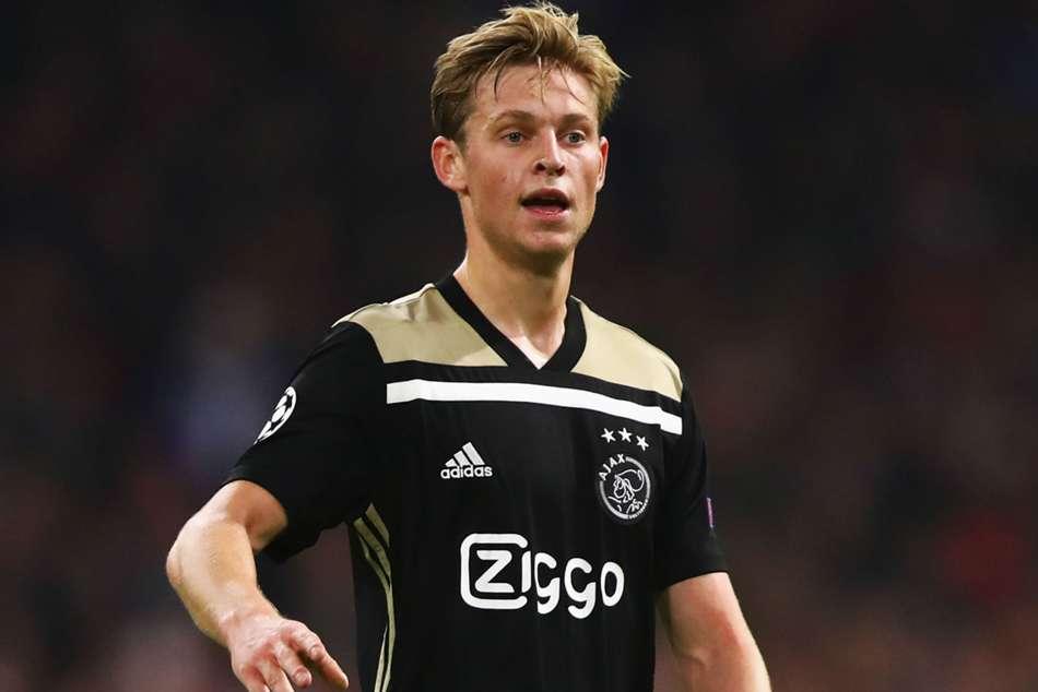 Frenkie De Jong Plans Retire Barcelona Ajax Laliga Transfer