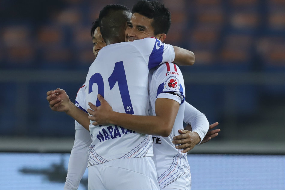Delhi hand BFC another shocking loss