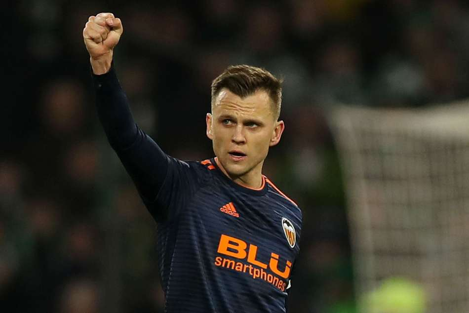 Celtic Valencia Cheryshev Sobrino Goals Europa League Match Report