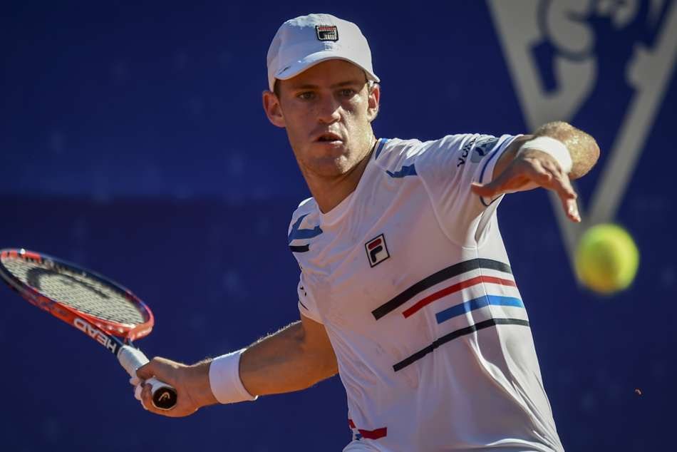Diego Schwartzman Saves Match Point Beats Dominic Thiem