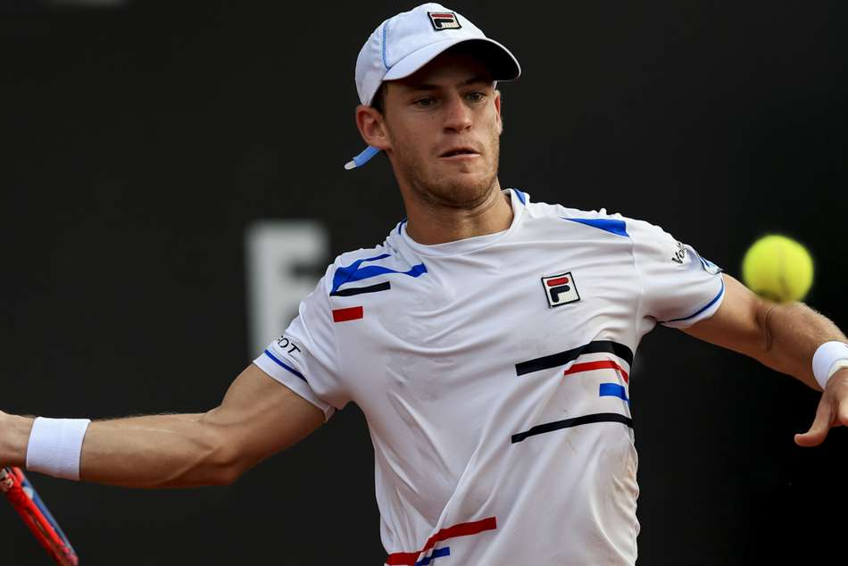 Diego Schwartzman The Latest Seed To Fall At Rio Open