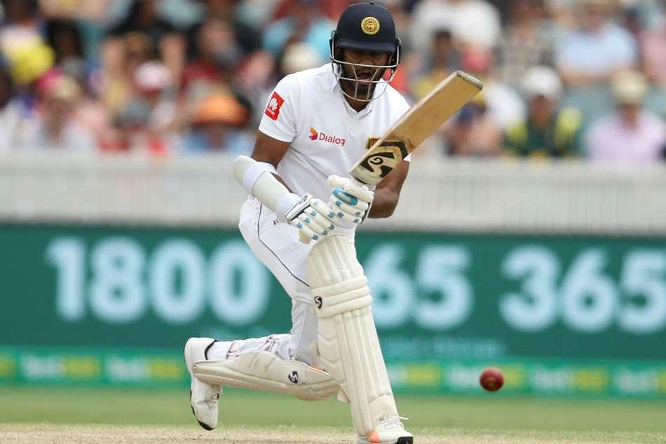 Dimuth Karunaratne In Good Spirits Short Ball Blow Australia Sri Lanka 2nd Test