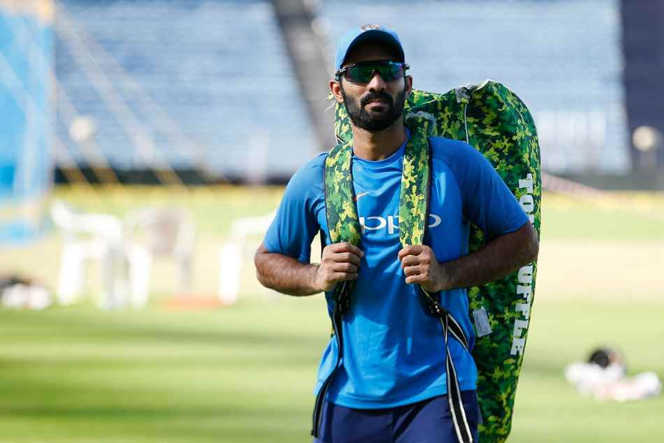Never Ever Enjoyed Setting Goals Dinesh Karthik