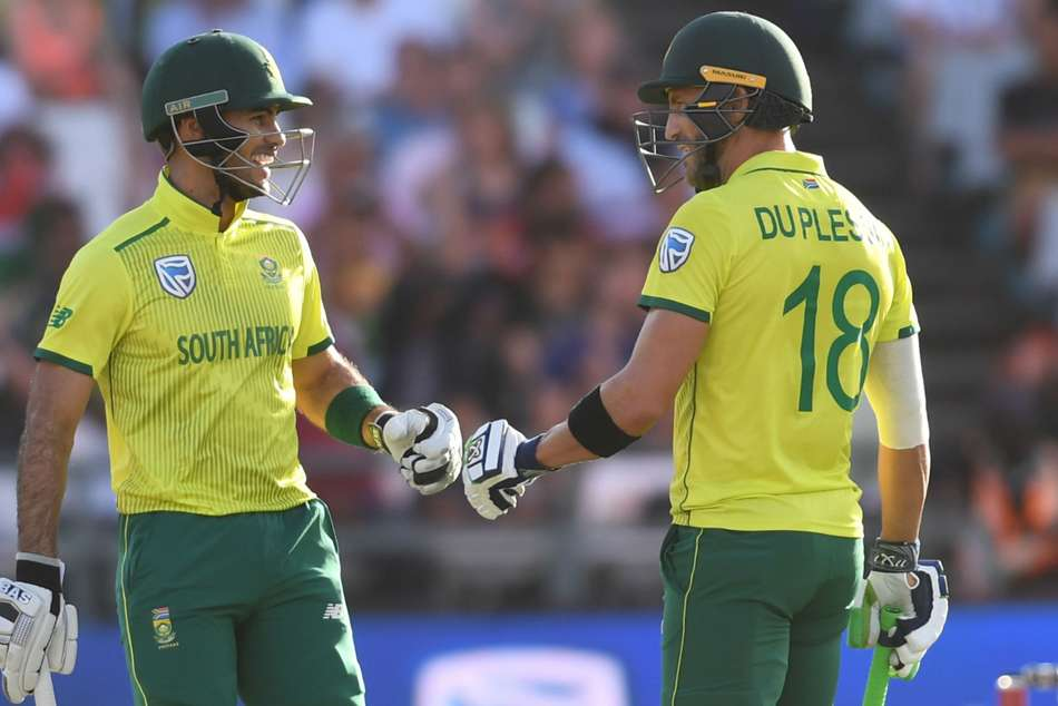 South Africa Pakistan First T20 Newlands Report