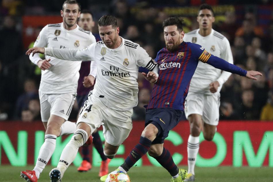 La Liga Feature Madrid The Capital World Football