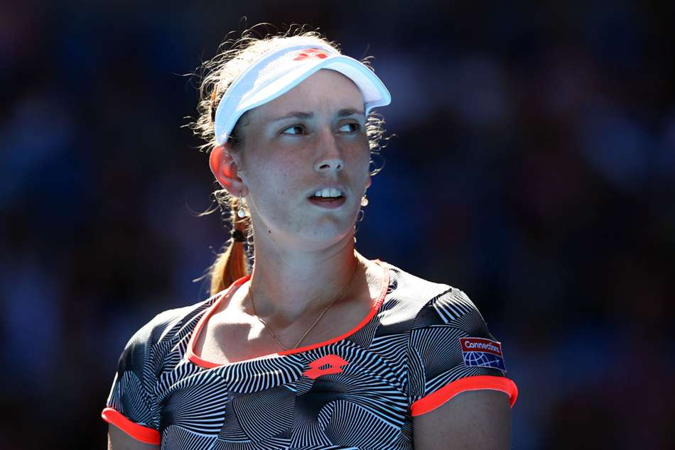 Elise Mertens Simona Halep Biggest Wta Title Qatar Open
