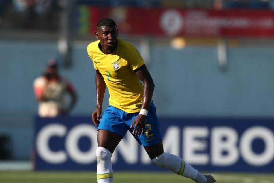 Barcelona Agree Sign Brazilian Emerson July