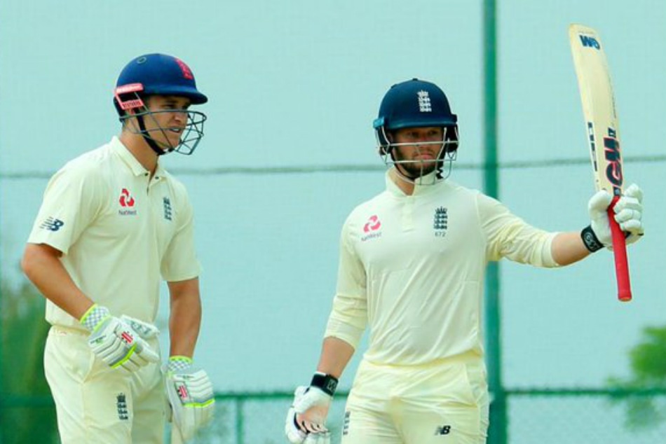 England Lions Draw First Unofficial Test Versus India A