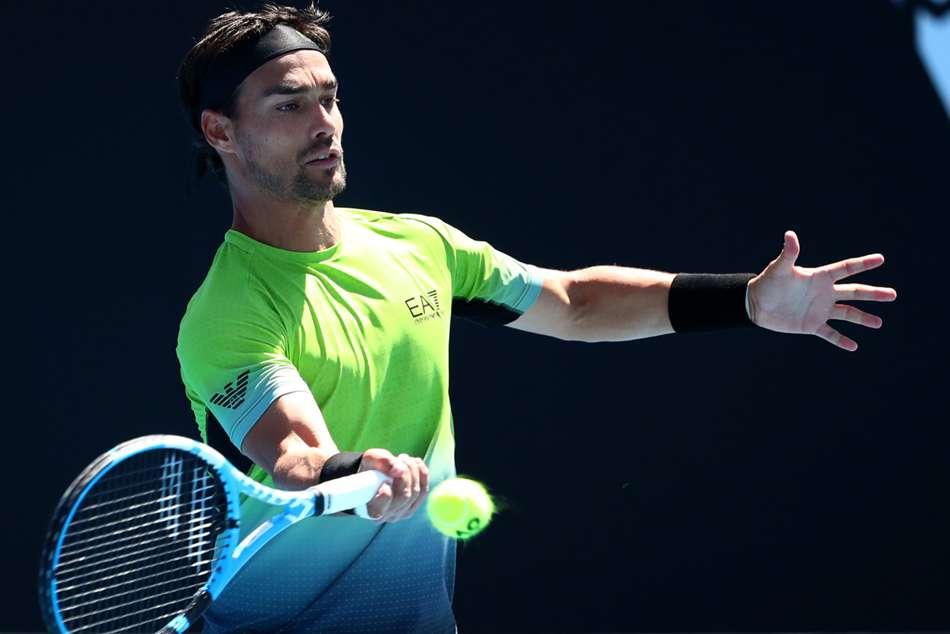 Fabio Fognini Marco Cecchinato Cordoba Open