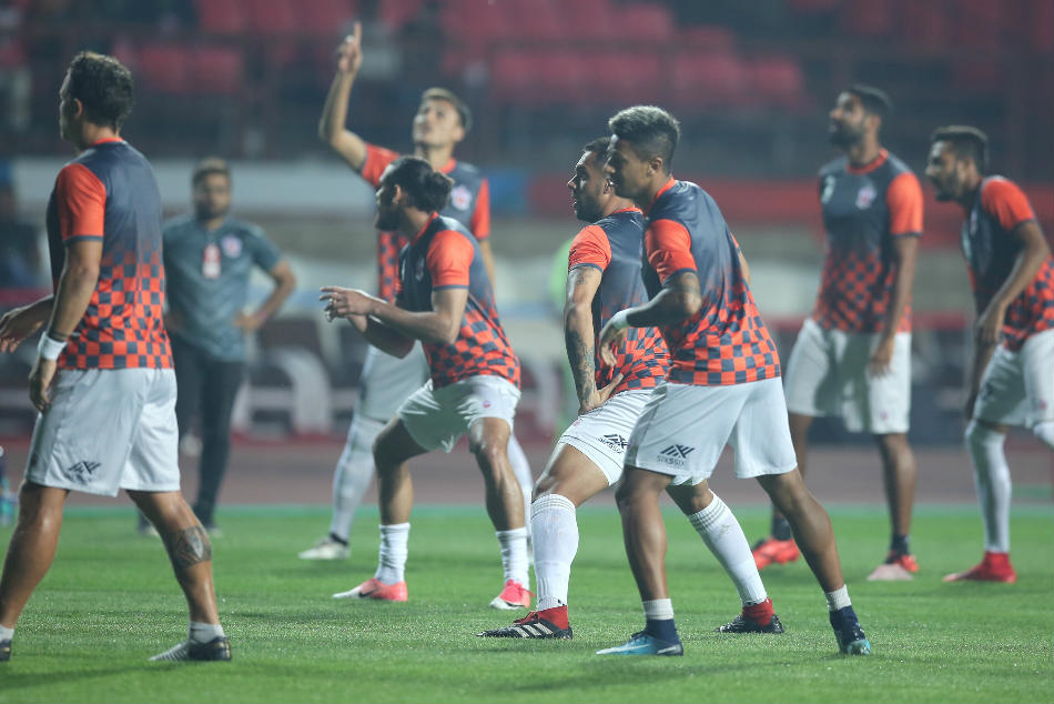 NorthEast United a win away from play-offs