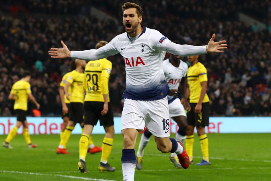 Fernando Llorente Transfer News Tottenham