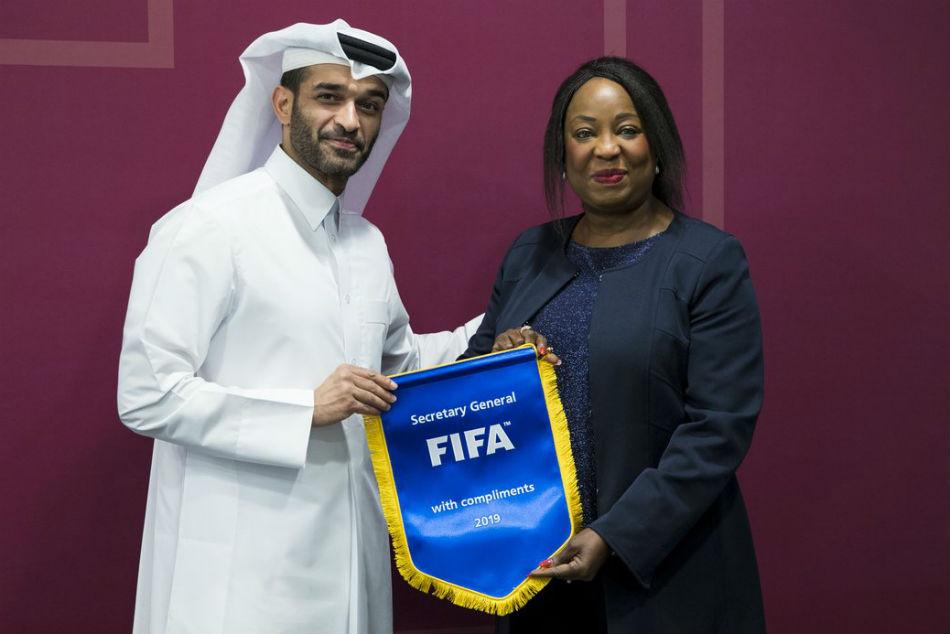 Fifa Qatar Announce Joint Venture 2022 World Cup