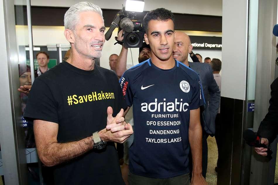 Hakeem Al Araibi Australia Return