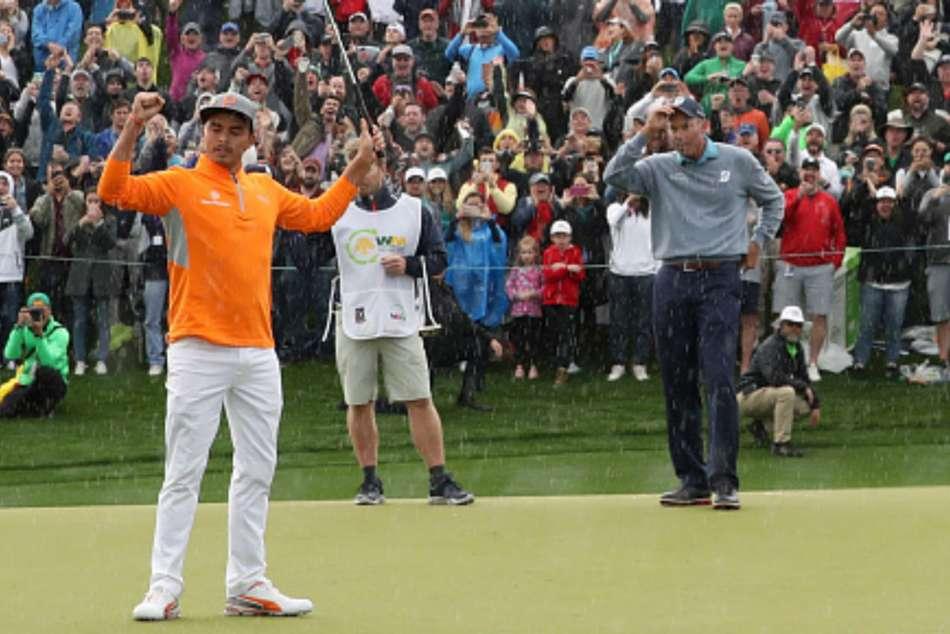 Golf Pga Tour Phoenix Open News Scores Round Four Sunday Leaderboard Rickie Fowler Branden Grace Justin Thomas