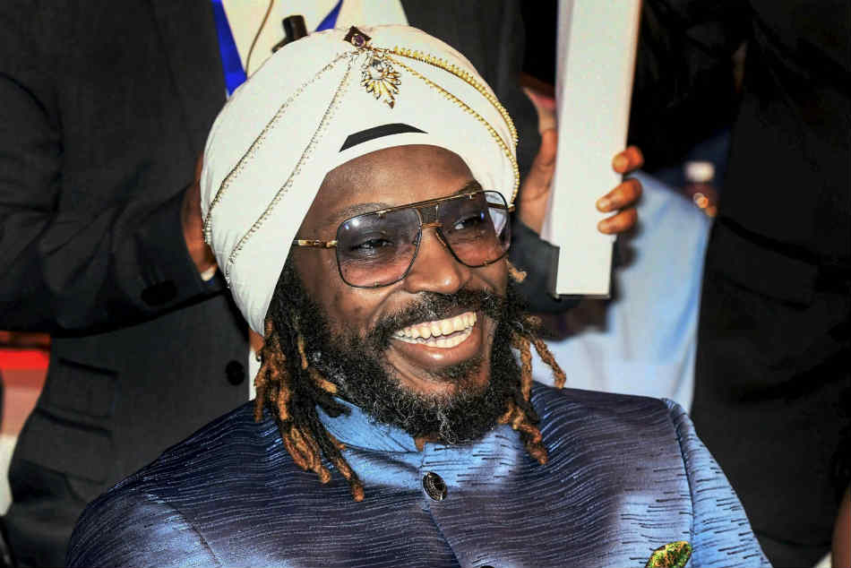 I Am Still The Universe Boss Chris Gayle