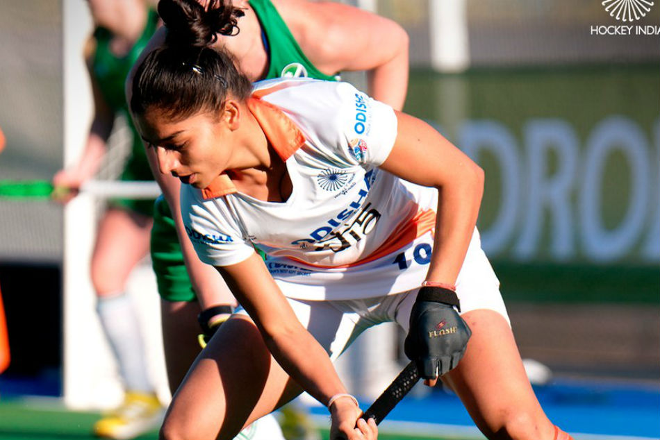 Indian Women S Hockey Team Shares Honours With Ireland