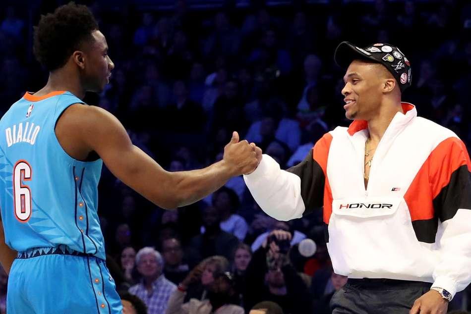 Nba All Star 2019 What We Learned From Nba Saturday Night Nets Jayson Tatum Hamidou Diallo