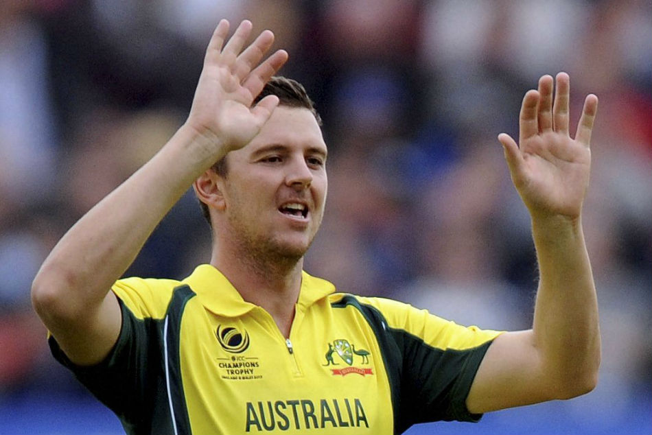 Australia Reject Hazlewood Finds World Cup Too Painful To Watch