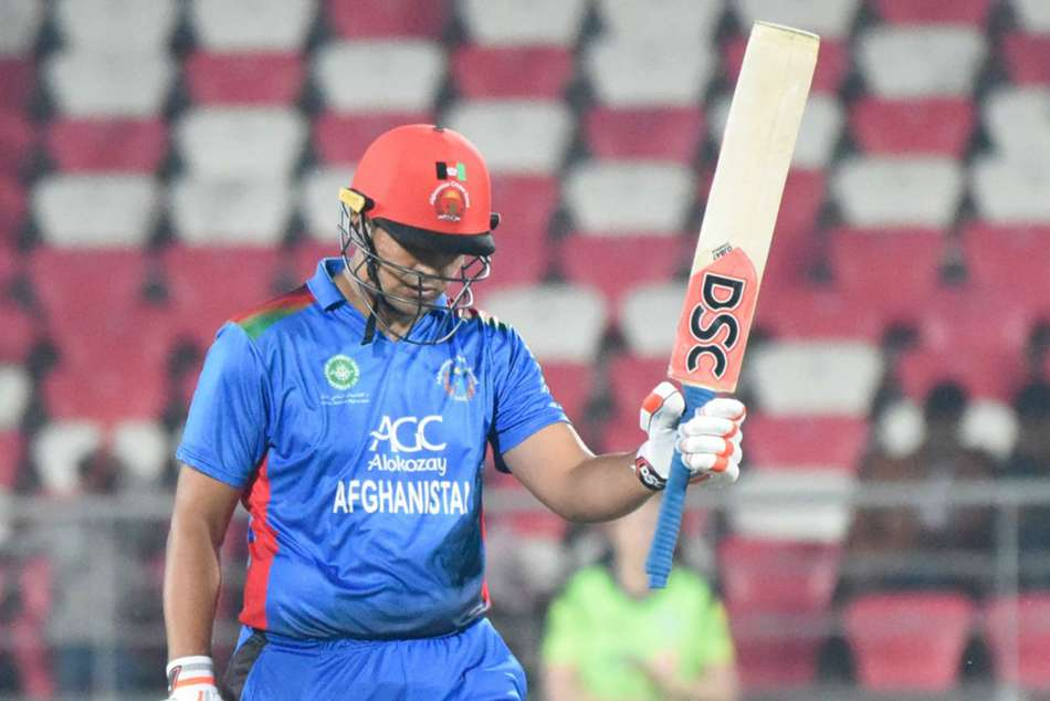 Zazai Afghanistan Smash Records Galore Thumping Victory Over Ireland