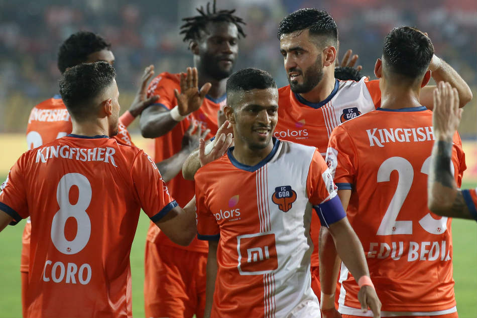 Isl Fcg Vs Atk Goa Leave Atk Staring At Exit