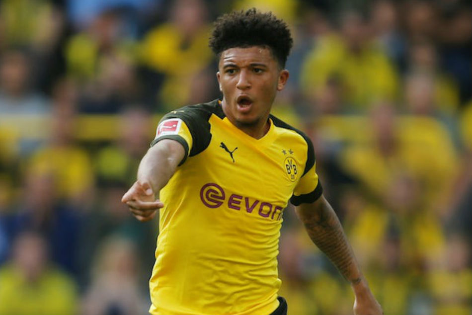 Manchester United Line Up Mega Move Jadon Sancho