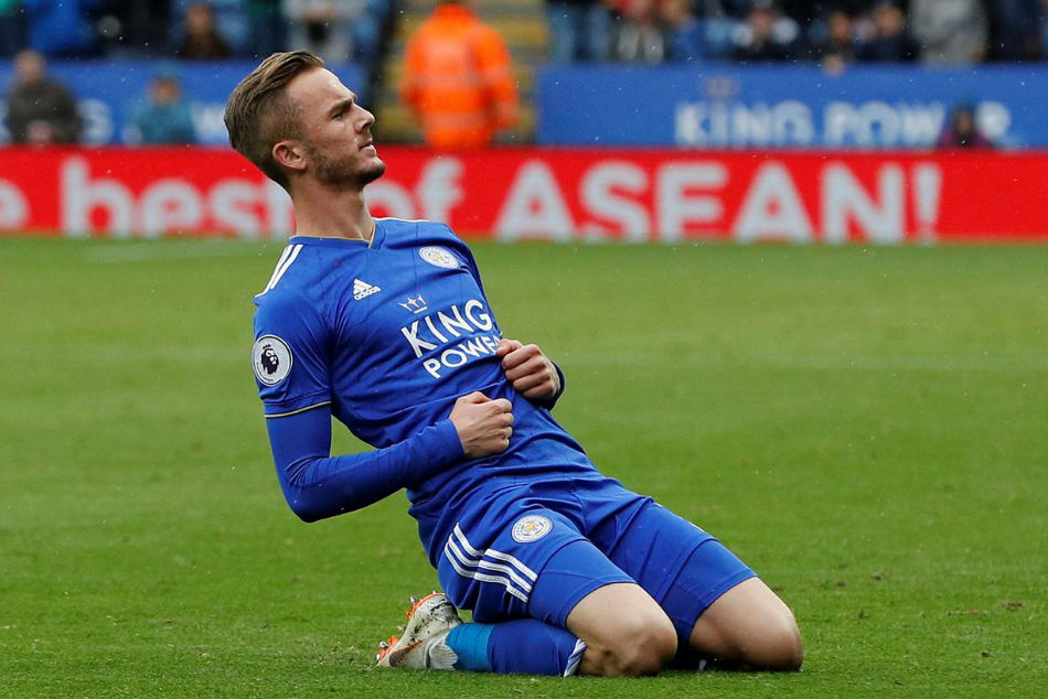 Tottenham target Leicester City star Maddison to replace ...