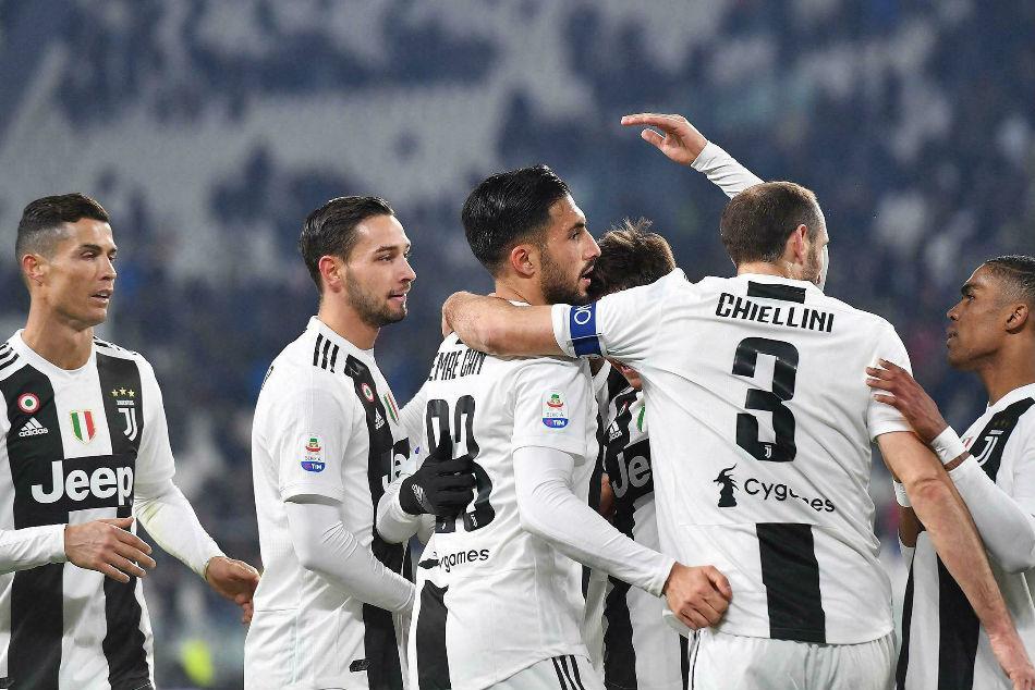 Serie Preview Juventus Warm Up Atletico Against Frosinone Inter Sampdoria