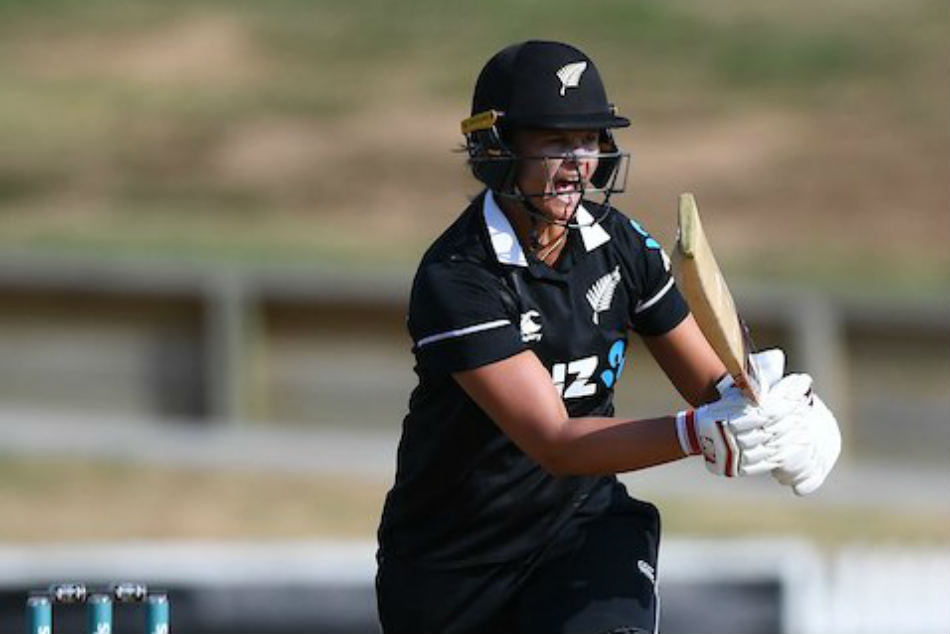 New Zealand Eves Conjure Consolation Win Over India