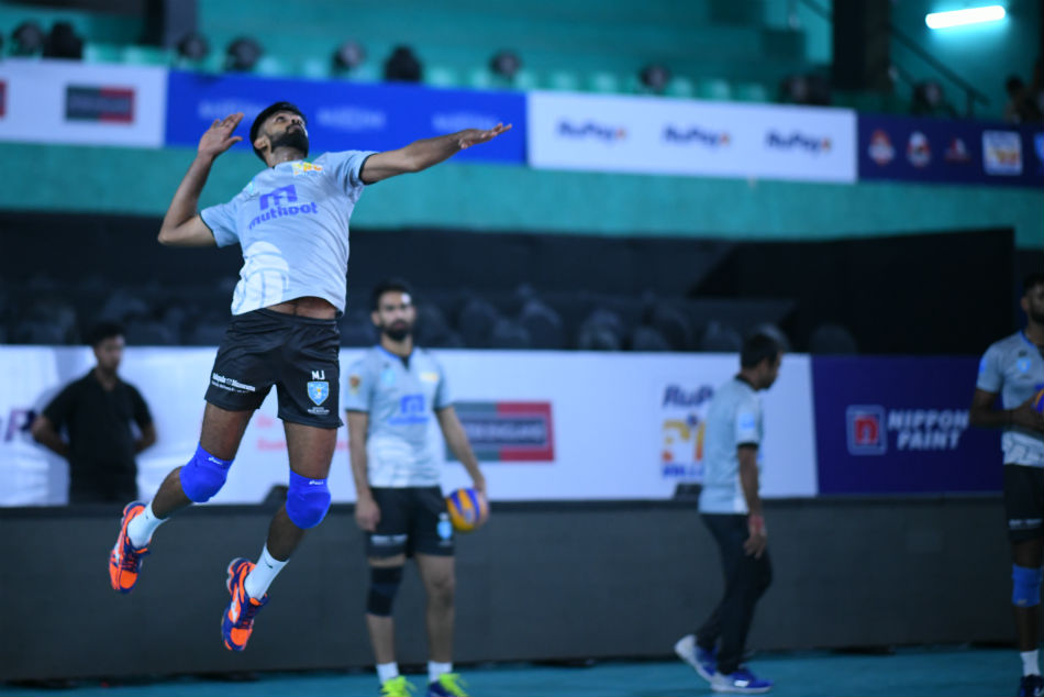 Pro Volleyball League Preview Kochi Looking Continue Domina