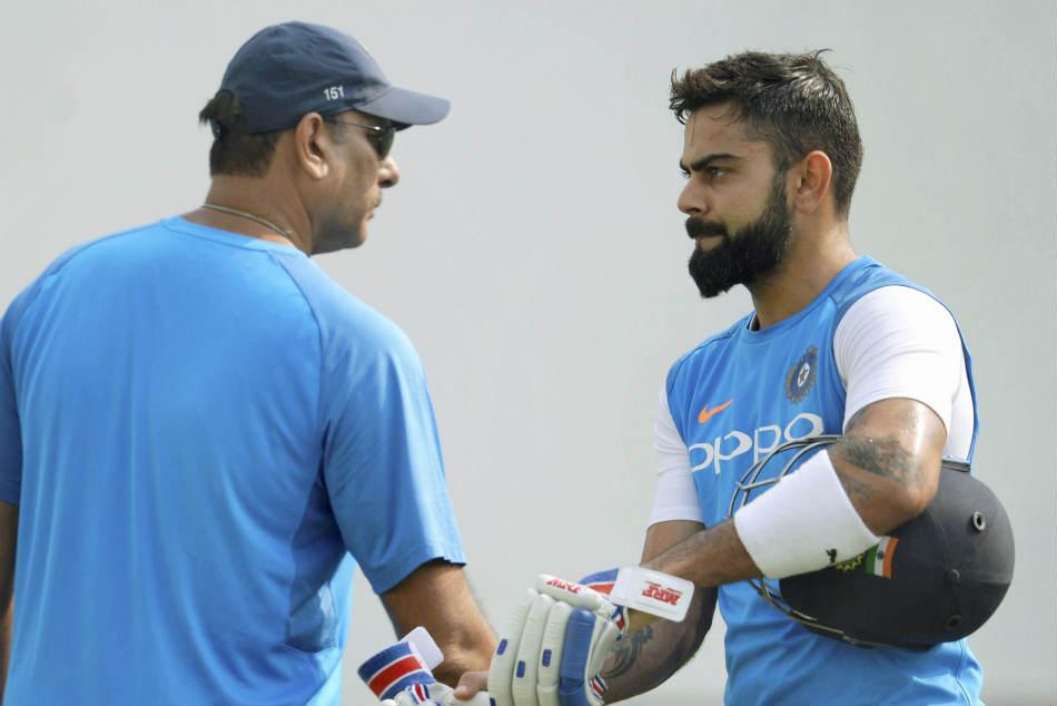 Kohli Can Bat At No 4 If Needed Ravi Shastri