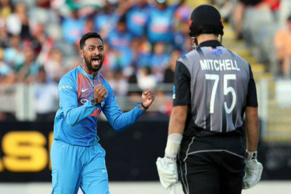 India Vs New Zealand 2nd T20i Daryl Mitchell S Controversial Lbw Triggers New Debat On Drs