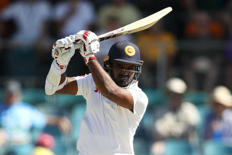 Kusal Perera South Africa Sri Lanka First Test Fourth Day Report