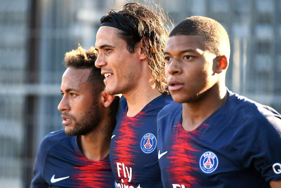 Manchester United Psg Champions League Kylian Mbappe Cant Cover For Neymar Edinson Cavani Thomas Tuchel