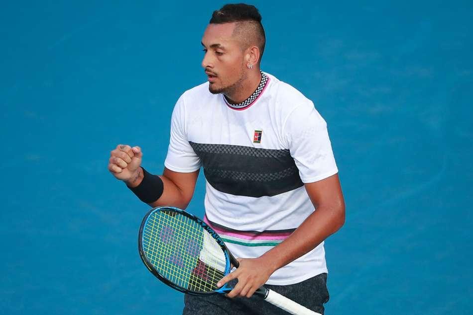 Kyrgios Nadal Zverev Mexican Open Atp