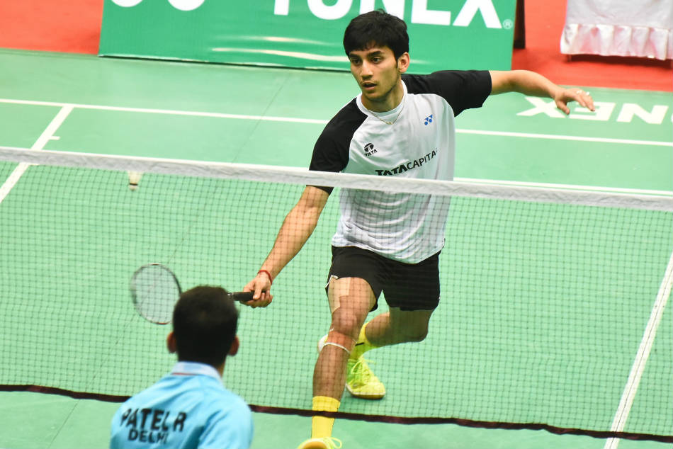 Lakshya Sen Sourabh Verma Make Winning Start At The 83rd Senior National Badminton Championships