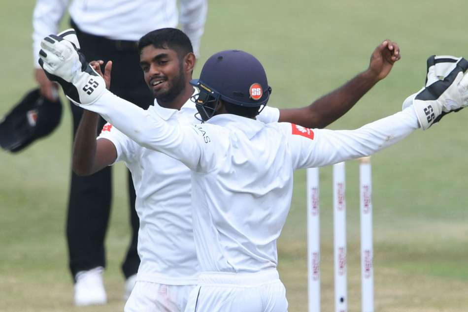 South Africa Sri Lanka First Test Third Day Report