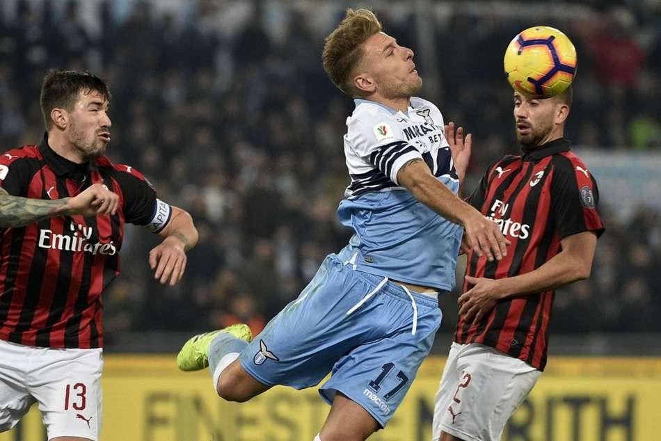 Lazio 0 Ac Milan 0 Stalemate At Stadio Olimpico In First Leg