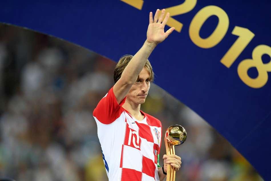 Ibrahimovic Modric Ballon Dor Rewarded Real Madrid