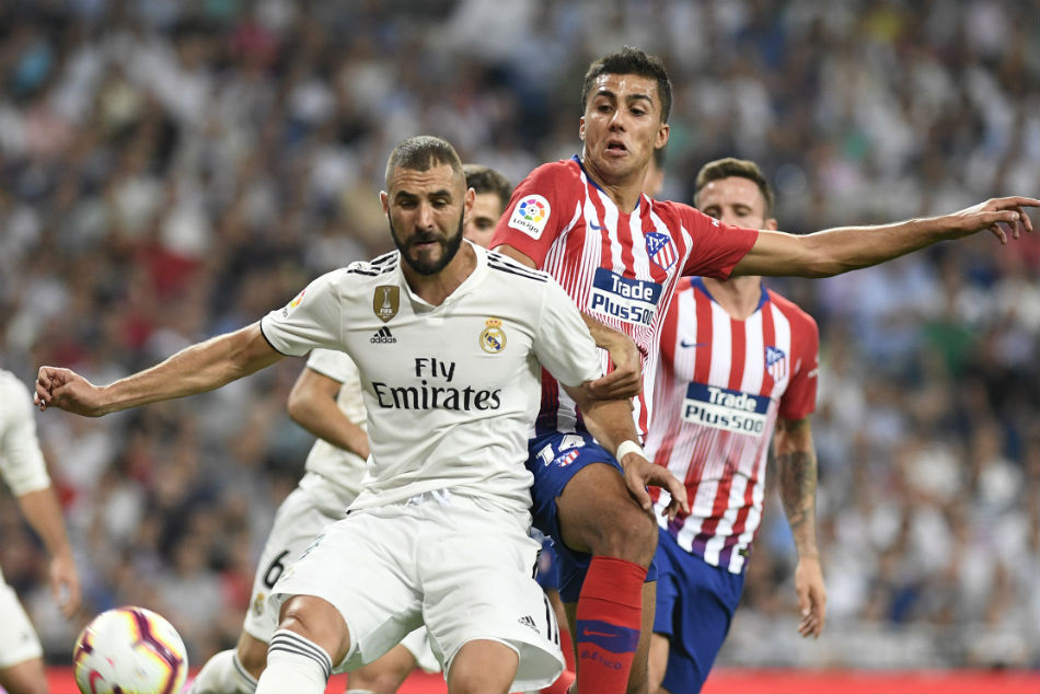 La Liga Madrid Derby Feature Blast From The Past