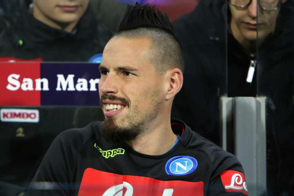 Marek Hamsik Dalian Yifang Chinese Super League Transfer Postponed Napoli Serie A
