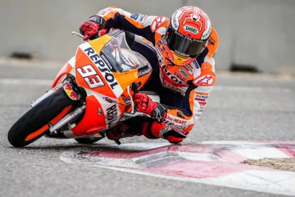 Motogp Champion Marquez Is Back With Bang
